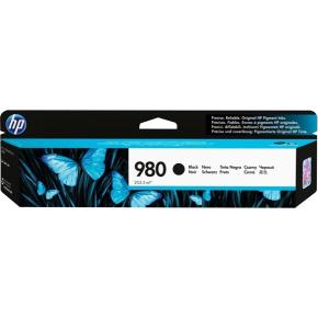 HP 980 blækpatron, sort, 10.000s