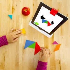 Osmo Genius Kit - Lærerigt spil til iPad