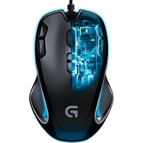 Logitech G300S Gaming mus