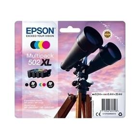 Epson T502 XL blækpatron multipakke, 28.4ml