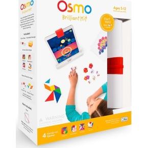 Osmo Brilliant Kit - Interaktivt spil til iPad