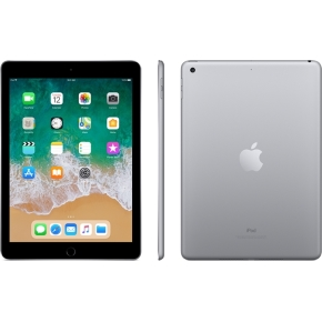 Apple iPad (2018) 128GB Wi-Fi, space grey