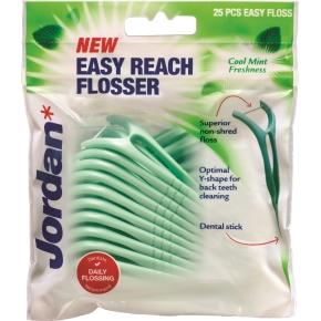 Jordan Easy Reach Flosser, 25 stk