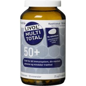 Livol MT 50+, 150 stk