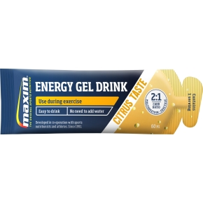 Maxim E Gel Drink Citrus, 60 ml