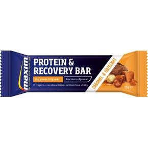 Maxim E Recovery Bar caramel & hazelnut, 55g