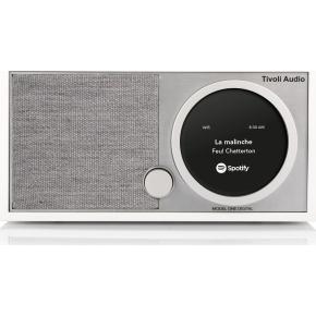 Tivoli Audio One Digital DAB+radio, hvid/grå