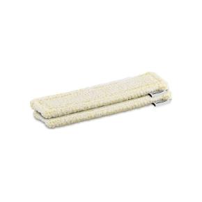 Kärcher mikrofiberklude til indendørsbrug, hvid