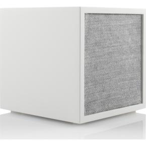 Tivoli Audio CUBE transportabel højttaler, hvid