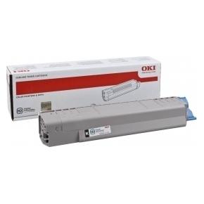 OKI 44059256 lasertoner, sort, 9500s