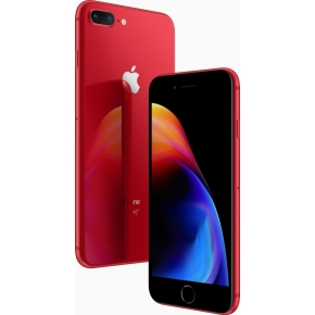 Apple iPhone 8 Plus, 256GB, (PRODUCT)RED