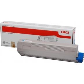 OKI 46471115 Lasertoner, blå, 5000s