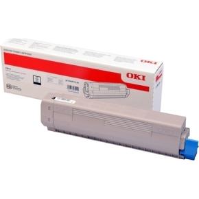 OKI 46471116 lasertoner, sort, 5000s