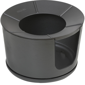 Morsø Jiko bålfad, Sort, Ø 32 cm