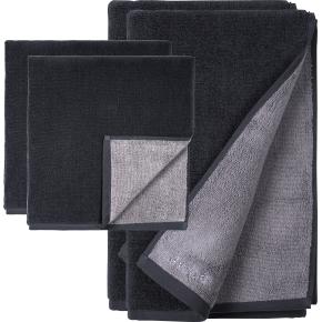 Södahl Fragment Håndklædepakke, 4 stk., ash