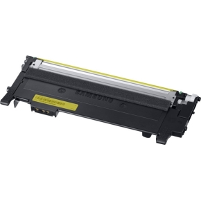 Samsung CLT-Y404S Lasertoner, gul, 1000s