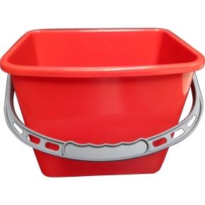 Minatol Spand, 6 L, rød