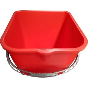 Minatol Spand, 20 L, rød
