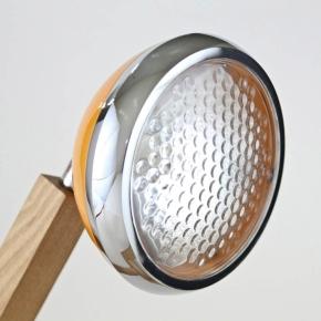 Piffany Copenhagen Mr. Wattson LED lampe, orange