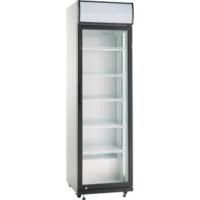 Scandomestic SD 419-1 Displaykøleskab, 388 liter
