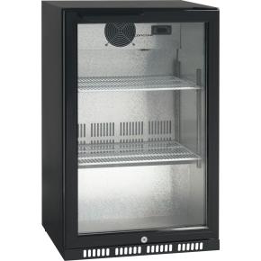 Scandomestic SC 139 displaykøleskab, 113 liter
