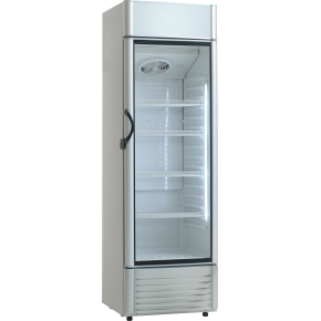 Scandomestic KK 421 Displaykøleskab, 339 liter