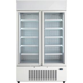 Scandomestic KF 990 Displayfryser, 880 liter