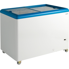 Scandomestic SD 351 displayfryser, 238 liter