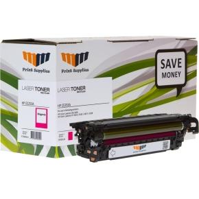MM CE253A kompatibel lasertoner, rød, 7000s