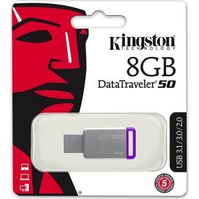 Kingston DataTraveler 50 USB 3.1 - 8 GB