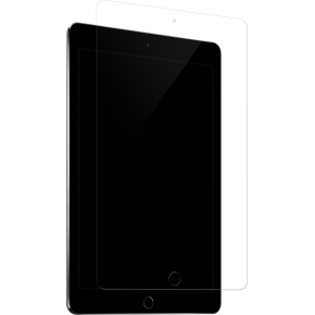 "VMax 2.5D skærmbeskyttelse til iPad Air/5/6 - 9,7"""