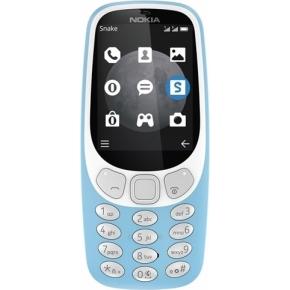 Retro Nokia 3310 Mobiltelefon med 3G, blå