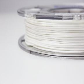 Sculpto 3D PLA filament i hvid, 1000 gram