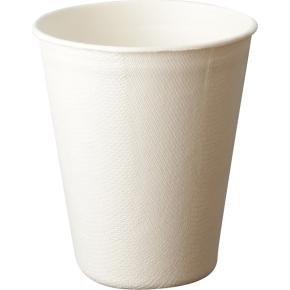 Komposterbart engangsbæger, 260 ml