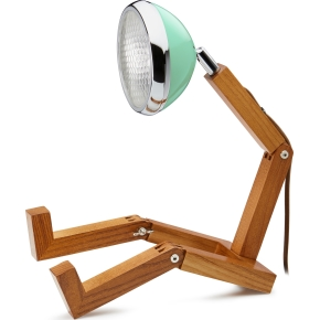 Mr. Wattson LED lampe, mint, Piffany Copenhagen