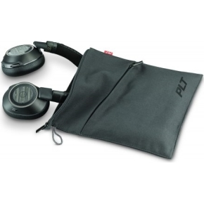 Plantronics Voyager 8200 UC headset, sort