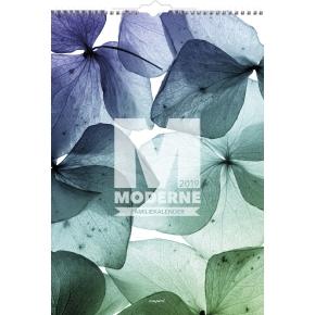 Mayland Familiekalender, moderne illu., 5 kolonner
