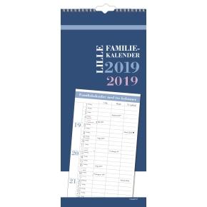 Mayland Lille Familiekalender, 3 kolonner