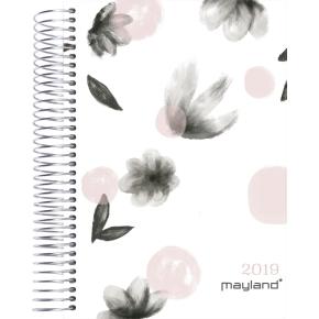 Mayland Timekalender 2019, dag, trend motiv