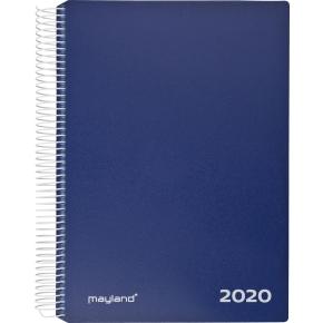 Mayland Timekalender 2020, dag, blå