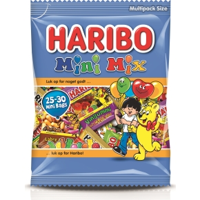 Haribo Mini selection, 300 g