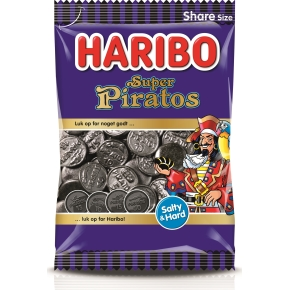Haribo Super piratos, 340 g