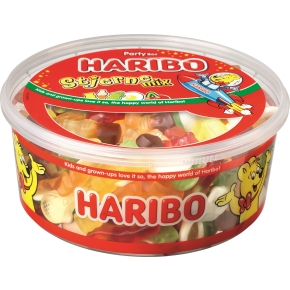 Haribo Stjerne mix, 1 kg