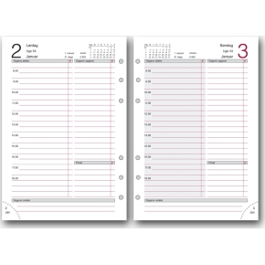 Mayland System MM dagkalender, REFILL