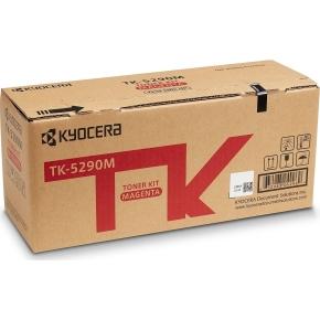 Kyocera TK-5290M Lasertoner, magenta, 13.000s