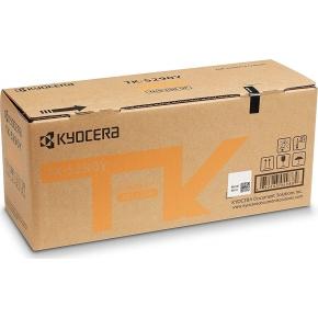 Kyocera TK-5290Y Lasertoner, gul, 13.000s