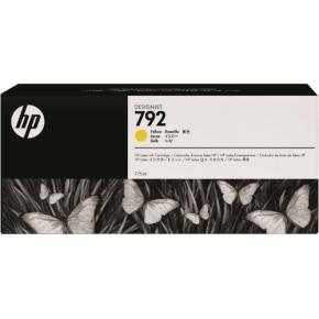 HP 792 Gul latex (grå) blækpatron, 775ml