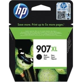 HP No907XL sort blækpatron, 1.500s