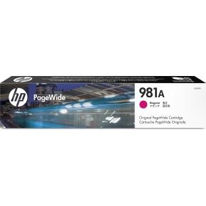 HP No981A blækpatron, magenta, 6.000s
