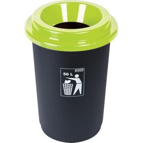 Minatol Affaldsspand ECO, 50 L, grøn